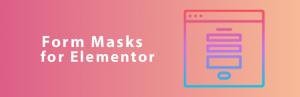 Mascaras para o formulário do Elementor